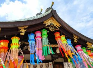 一宮七夕祭り(真清田神社)