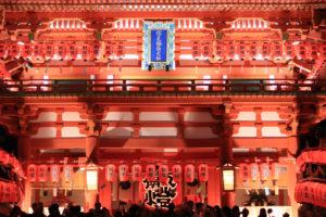 伏見稲荷大社本宮祭(正門)
